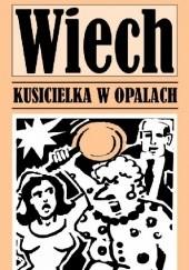Okładka książki Kusicielka w opałach Stefan Wiechecki