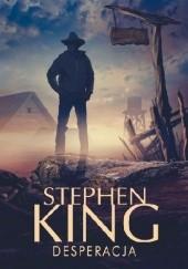 Okładka książki Desperacja Stephen King