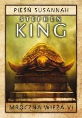 Okładka książki Pieśń Susannah Stephen King