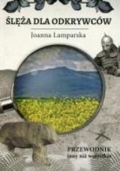 Okładka książki Ślęża dla odkrywców Joanna Lamparska