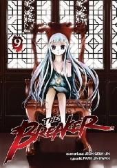 Okładka książki The Breaker t.9 Jin-Hwan Park,Geuk-jin Jeon