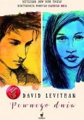 Okładka książki Pewnego dnia David Levithan