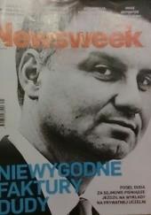 Okładka książki Newsweek 35/2015 Redakcja tygodnika Newsweek Polska