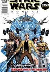 Okładka książki Star Wars Komiks 1/2015 - Skywalker atakuje! John Cassaday,Jason Aaron