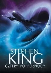 Okładka książki Cztery po północy Stephen King