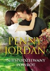 Okładka książki Niespodziewany powrót Penny Jordan