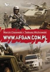 Okładka książki www.afgan.com.pl Marcin Ciszewski,Tadeusz Michrowski