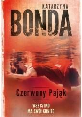 Okładka książki Czerwony Pająk Katarzyna Bonda