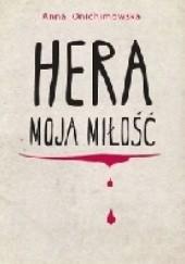 Okładka książki Hera moja miłość Anna Onichimowska