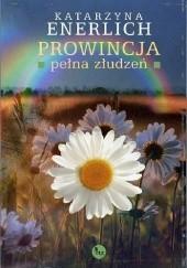 Okładka książki Prowincja pełna złudzeń Katarzyna Enerlich