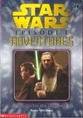 Okładka książki Search for the Lost Jedi Ryder Windham