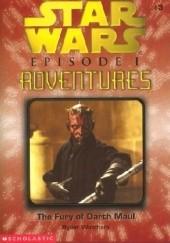 Okładka książki The Fury of Darth Maul Ryder Windham