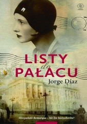 Okładka książki Listy do pałacu Jorge Díaz
