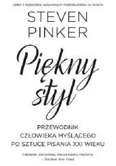 Okładka książki Piękny styl Steven Pinker