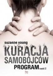 Okładka książki Kuracja samobójców Suzanne Young