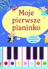 Okładka książki Moje pierwsze pianinko