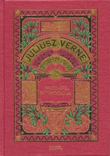 Okładka książki Michał Strogow Juliusz Verne