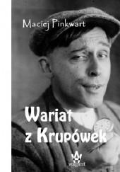 Okładka książki Wariat z Krupówek Maciej Pinkwart