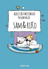Okładka książki Sam & Riko Agnieszka Wiszowata