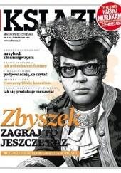 Okładka książki Książki. Magazyn do czytania, nr 3 (18) / październik 2015 Redakcja magazynu Książki