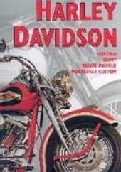 Okładka książki Harley Davidson Albert Saladini,Pascal Szymezak