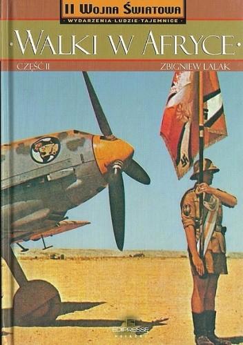 Okładka książki Walki w Afryce. Część II