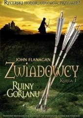 Okładka książki Ruiny Gorlanu John Flanagan