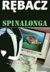 Okładka książki Spinalonga Jacek Rębacz