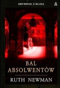 Okładka książki Bal absolwentów Ruth Newman