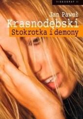 Okładka książki Stokrotka i demony Jan Paweł Krasnodębski