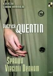 Okładka książki Sprawa Virginii Denham Patrick Quentin