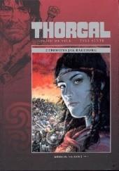 Okładka książki Thorgal: Kriss de Valnor tom 5 - Czerwona jak Raheborg Yves Sente,Giulio De Vita
