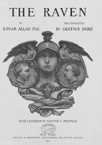 Kruk Edgar Allan Poe 270119 Lubimyczytaćpl