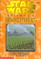 Okładka książki The Final Battle Peter Lerangis