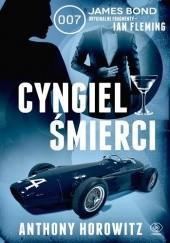 Okładka książki Cyngiel śmierci Anthony Horowitz