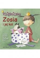 Okładka książki Księżniczka Zosia i jej kot Aleix Cabrera