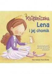 Okładka książki Księżniczka Lena i jej chomik Aleix Cabrera