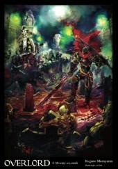 Okładka książki Overlord: Mroczny wojownik Maruyama Kugane