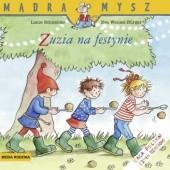 Okładka książki Zuzia na festynie Eva Wenzel-Bürger,Liane Schneider