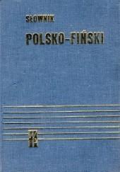 Okładka książki Słownik polsko-fiński Stanisław Wałęga