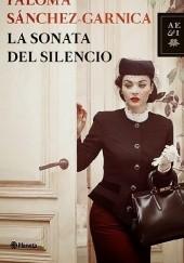 Okładka książki La sonata del silencio Paloma Sanchez Garnica