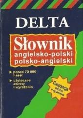 Okładka książki Słownik angielsko-polski polsko-angielski Elżbieta Mizera