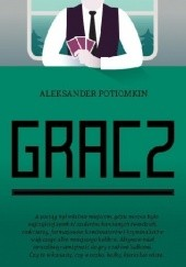 Okładka książki Gracz Aleksander Potiomkin