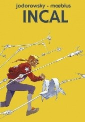 Okładka książki Incal Alexandro Jodorowsky,Jean Giraud