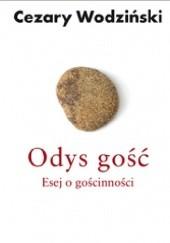 Okładka książki Odys gość. Esej o gościnności. Cezary Wodziński