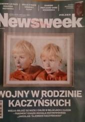 Okładka książki Newsweek, nr 40/2015 Redakcja tygodnika Newsweek Polska