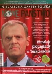 Okładka książki Nowe Państwo, 07/2013 praca zbiorowa
