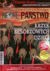 Okładka książki Nowe Państwo,  1/2014 praca zbiorowa