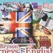 Okładka książki Journeys in English Bill Bryson