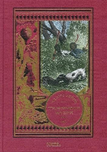 Okładka książki Tajemnicza wyspa - cz. 1 Juliusz Verne